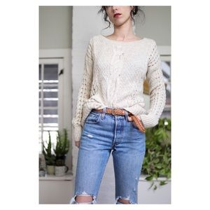 Bianca B Tunic Sweater